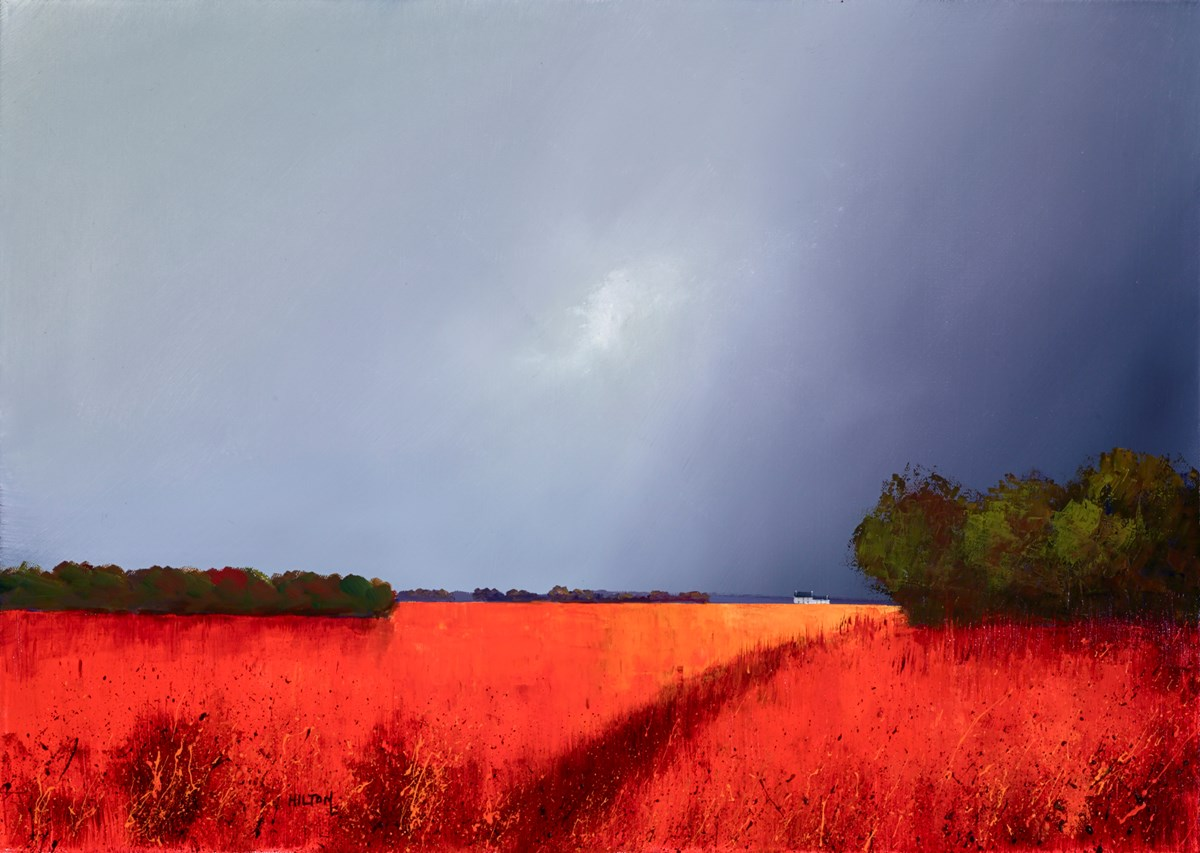 Distant Views by barry hilton -  sized 28x20 inches. Available from Whitewall Galleries